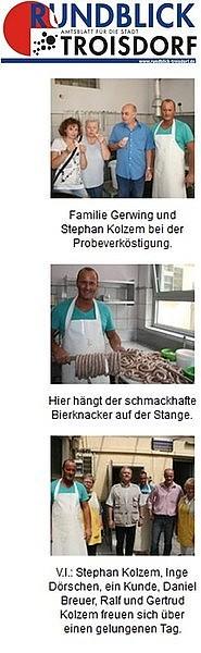 kolzem, metzgerei müller troisdorf